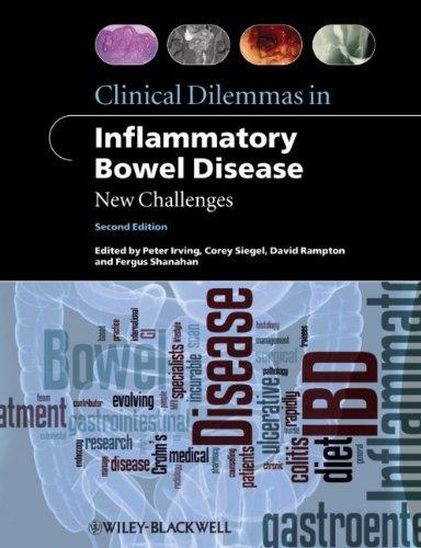 Clinical Dilemmas in Inflammatory Bowel Disease: New Challenges (Clinical Dilemmas (UK)) (2011-11-11)