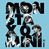 MONSTA X - RUSH (2nd Mini Album) [Secret Version] CD + Photo Booklet + Photocard + Folded Poster + Extra Gift Photocard by MONSTA X