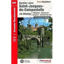 St Jacques Perigueux Roncevaux - 24-47-32-40-64 - Gr - 6543