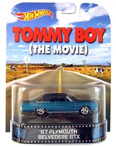Preisvergleich Produktbild Hot Wheels Plymouth Belvedere GTX 1967 Tommy Boy 1:64