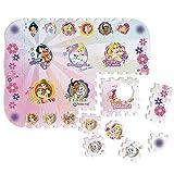 Disney Spielmatte Fußboden EVA Schaum Puzzle Spielboden Paw Patrol, Princess oder Cars, Ausführung:Princess