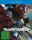 Transformers: The Last Knight [Steelbook] [Blu-ray] [Limited Edition]