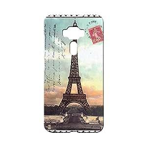 BLUEDIO Designer Printed Back case cover for Asus Zenfone 3 (ZE552KL) 5.5 Inch - G3445