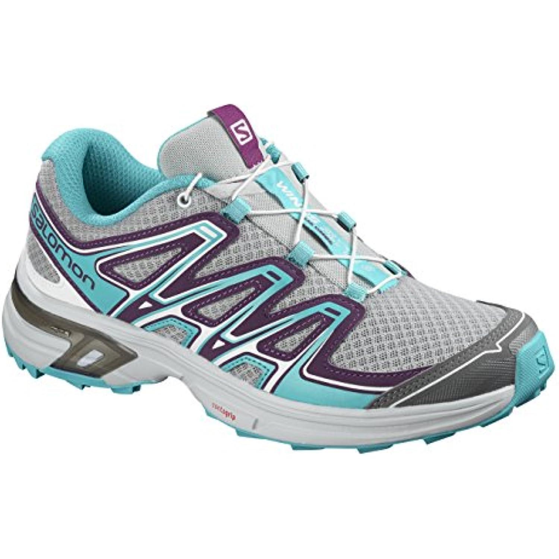 Salomon Femme Wings Flyte 2 Chaussures de de de Course agrave; Pied et Trail Running, Synth eacute;tique Textile, Rouge, Pointure - B075DKDSY9 - 0807d0