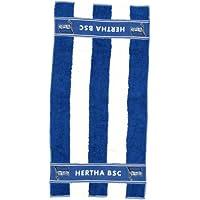 Hertha BSC Duschtuch Fahne pur