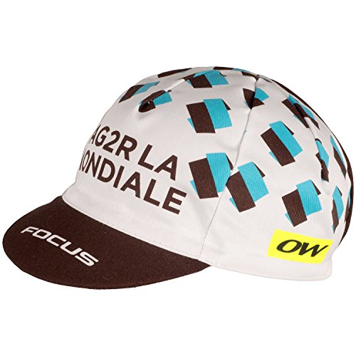 team-cycling-cap-retro-vintage-style-one-size-made-in-italy-ag2r-la-mondiale