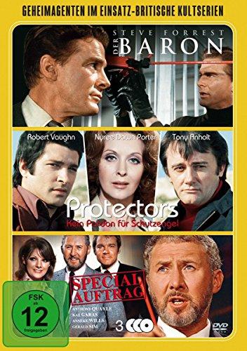 Geheimagenten im Einsatz - Britische Kultserien (3 DVDs)