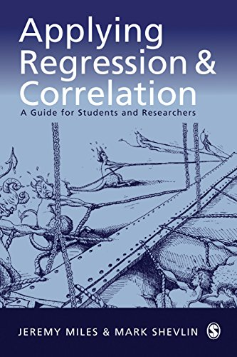 Applying Regression and Correlation: A Guide for Students and Researchers (English Edition)