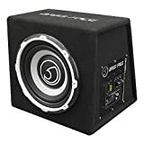 """Best Car Bass Speakers - Bassface POWER10.1 1000w 10"""" Inch Active Car Sub Review"""