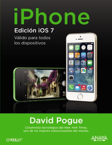 iPhone. Edición iOS7 (Títulos Especiales)