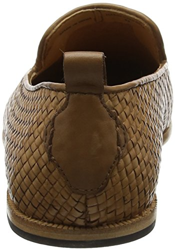 Hudson London IPANEMA Herren Slipper Braun (Tan)
