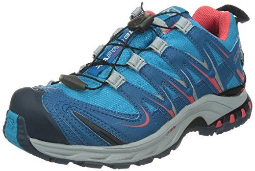 Salomon  XA PRO 3D GTX, Chaussures de Trail femme Bleu - blau / rosa