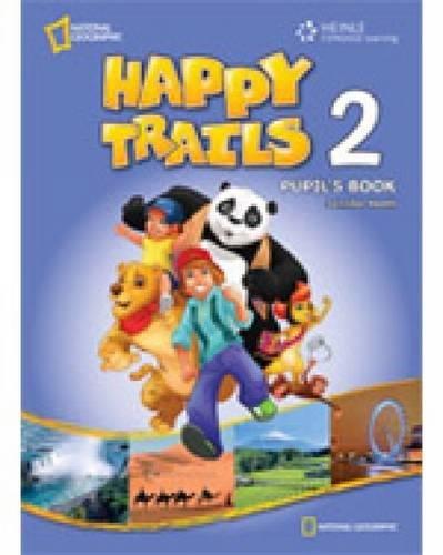 Happy Trails 2 with Audio CD por Jennifer Heath