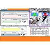 PROF-EA 2.0w Haushaltsbuch Kassenbuch Einnahmen Ausgaben Geld Finanzen Software Haushaltsbücher Kassenbücher Gelder verwalten Sparbuch für Windows Apple Mac Dropbox