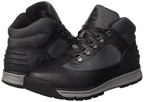 Timberland Men   s Field Guide SF Field Guide SF Field Guide No Sew Kalt Lined Short Boots and Ankle Boots  Black  Black   10 5 UK