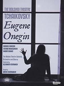Tchaikovsky: Eugene Onegin [DVD] [2009]