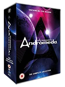 Andromeda - The Complete Collection [DVD] [Import anglais]
