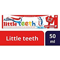 Aquafresh Little Teeth Toothpaste, 50ml