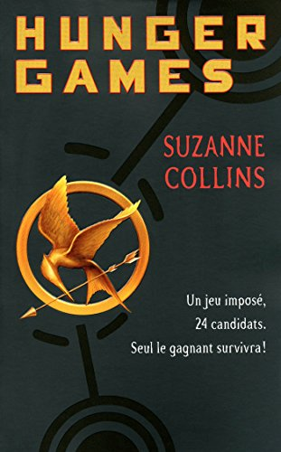 Hunger Games, tome 1 - version française (Pocket Jeunesse) por Suzanne Collins