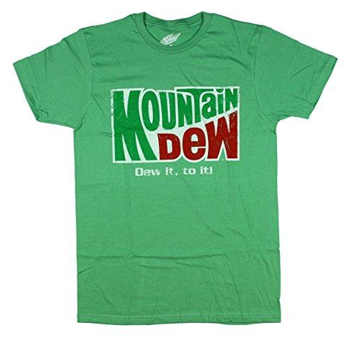mountain-dew-camiseta-manga-corta-hombre-verde-heather-green-xx-large