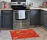 Status Kitchen Doormat With Anti Skid Ba...