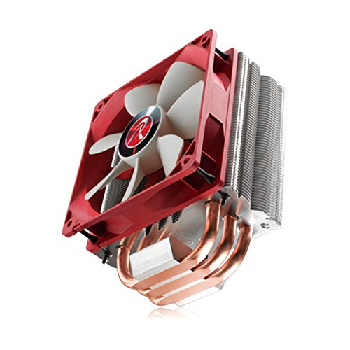 Raijintek Themis Direct Contact - Ventilador de CPU