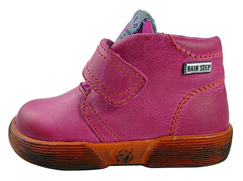 Naturino NATURINO ISERAN Jungen Sneakers Pink (9107Fuxia-Arancio)