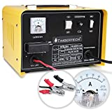 Timbertech - Chargeur de Batterie Voiture Auto 12 V / 24 V Chargement Automatique