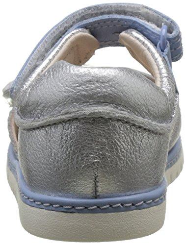 Clarks Baby Girls' Tika Ice FST Walking Shoes