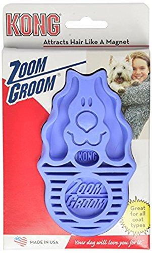 KONG (KONG) Zoom Groom Multi-Use Dog Brush