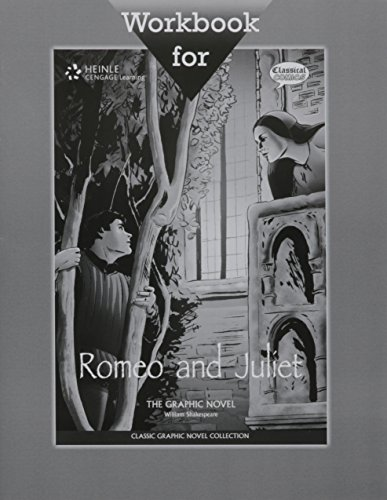 Romeo and Juliet: The Graphic Novel (Classical Comics - Classic Graphic Novel Collection)