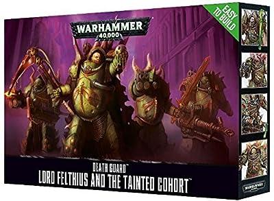 Games Workshop Jeux Atelier 99120102081Etb Lord Felthius et la Tainted Cohorte de table et de jeux miniature