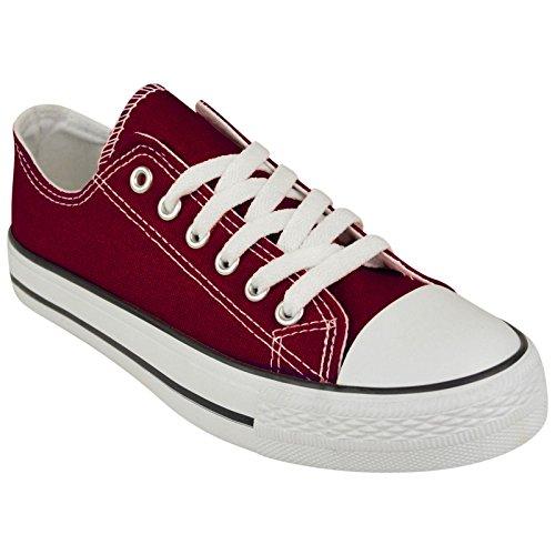 myshoestore-canvas-shoes-basses-femme-rouge-bordeaux-38-385-eu