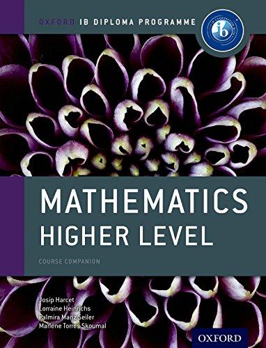 Mathematics Higher Level: Course Companion