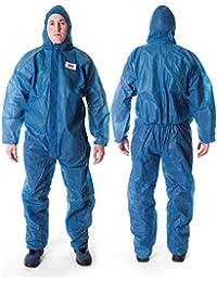 Combinaison de protection 3M référence 4500, couleur bleu, taille L