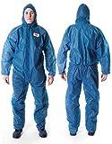 3MTM 4500 Indumento di protezione tipo CE, I cat, Polipropilene 45g/mq, Blu, taglia L