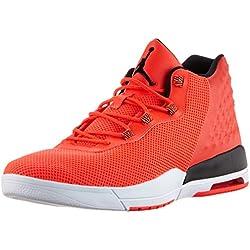 Nike Jordan Academy, Zapatillas de Baloncesto para Hombre, Rojo (Infrared 23 / Black-White), 42 EU