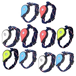 Chidjon Smart Go Plus Bluetooth Wristband Bracelet Watch Game Accessory for Nintend