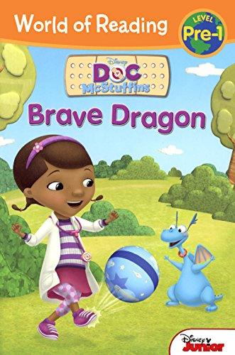 Doc McStuffins: Brave Dragon - Doc Mcstuffins Reader Easy