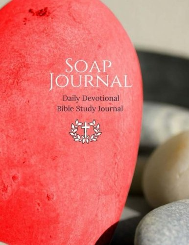 SOAP Journal: Daily Devotional Bible Study Journal: Volume 14