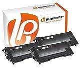 Bubprint 3 Toner kompatibel für Brother TN2000 TN-2000 für DCP-7010 DCP-7020 Fax 2820 2920 HL-2030 HL-2032 HL-2040 HL-2070N MFC-7420 MFC-7820N Schwarz