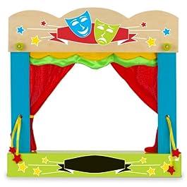 Fiesta Crafts – Sipario per Il teatro dei burattini