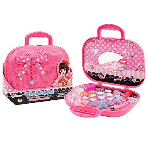 Tomobile Kinderschminke Set wasserlösliche Schminkfarbe Kinderschmink Set Schminksachen Schminkset...