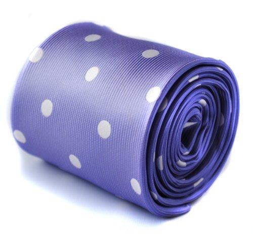 Corbata lila rollo