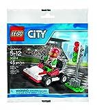 Lego City 30314 Go Kart Racer im Beutel NEUHEIT 2015 Neuheiten Rennfahrer Formel 1