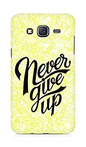 AMEZ never give up Back Cover For Samsung Galaxy J5