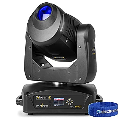 beamz Professional 150.376 IGNITE150 LED Spot Moving Head