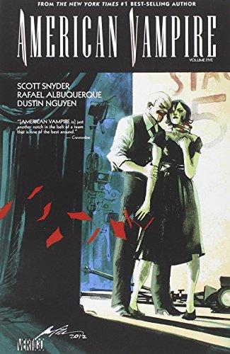 American Vampire Volume 5 TP (Vertigo)