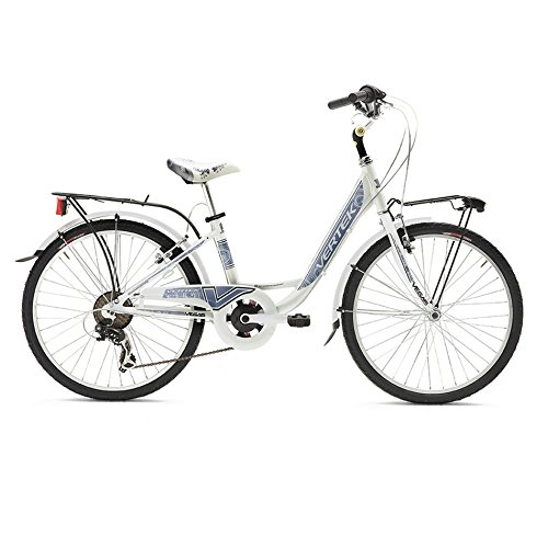 VERTEK BICICLETA VEGAS MUJER 24 \ 7 VELOCIDADES AZUL CLARO (CITY)/BICYCLE VEGAS FOR WOMAN 24 \ 7 SPEED LIGHT BLUE (CITY)