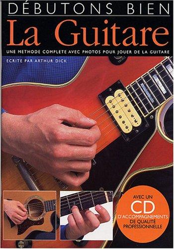 Debutons bien la guitare (+ 1 cd) par Divers